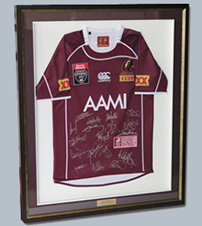 Jersey Framing In Brisbane