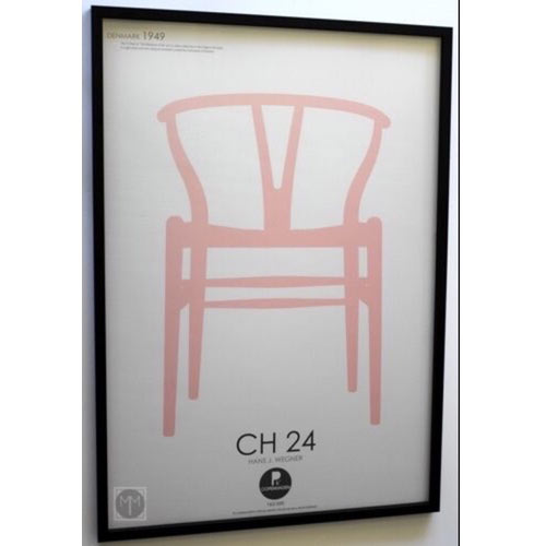 Ch-24-Framed artwork